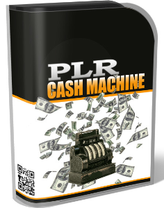 plr cash machine software