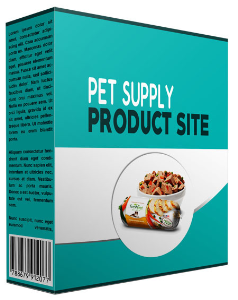 New Pet Supply Review Website | Other Files | Patterns and Templates