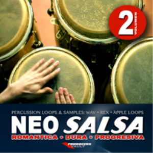 NEO Salsa Vol.2 (Salsa Progresiva Dura Romantica) Loops & Samples | Software | Add-Ons and Plug-ins