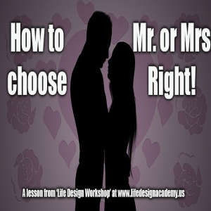 How to Choose Mr. or Mrs. Right | Audio Books | Non-Fiction