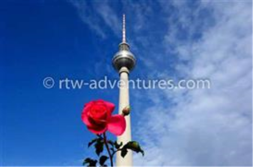 First Additional product image for - TV Tower Berlin