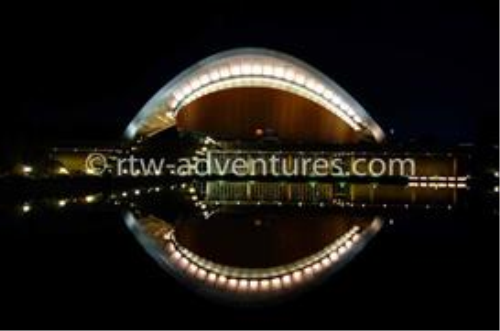 First Additional product image for - Congress Center Berlin by night