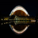 Congress Center Berlin by night | Photos and Images | Travel