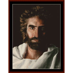 Prince of Peace - Custom cross stitch pattern by Cross Stitch Collectibles | Crafting | Cross-Stitch | Religious