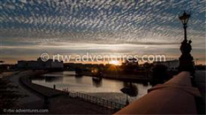 Sunrise Berlin Spree river | Photos and Images | Travel