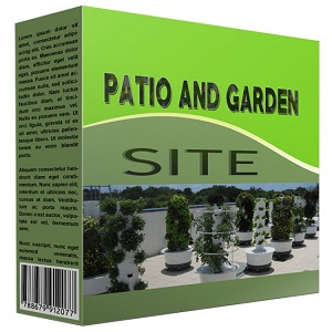 New Patio and Garden Review Website | Other Files | Patterns and Templates