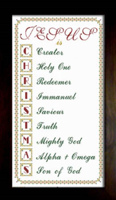 First Additional product image for - CHRISTMAS Saviour