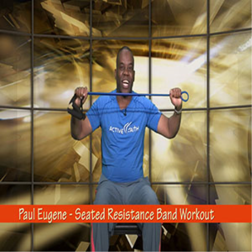 First Additional product image for - Resistance Band Workout 2