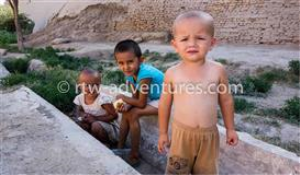 Kids from Khiva, Uzbekistan | Photos and Images | Travel