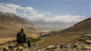 On the top of Pamir Mountain, Tajikistan | Photos and Images | Travel