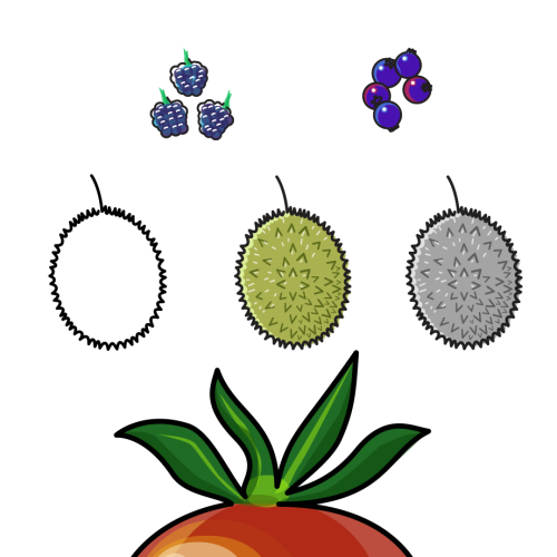 Second Additional product image for - FruitIcons