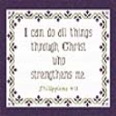 All Things | Crafting | Cross-Stitch | Religious