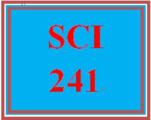 sci 241 week 5 wileyplus® week 5 quiz