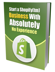 Start a Shopify Business | eBooks | Business and Money