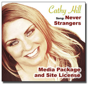 NEVER STRANGERS - Media Package | Crafting | Cross-Stitch | Other