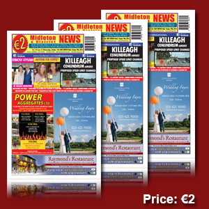 Midleton News October 12th 2016 | eBooks | Periodicals