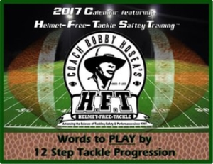 2017 Helmet-Free-Tackle Calendar | eBooks | Sports