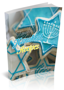 Family Hanukkah Recipes | eBooks | Business and Money