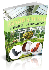 azon affiliate green living essentials