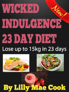 wicked indulgence 23 day diet