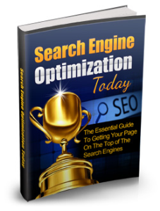 Search Engine Optimization Today | eBooks | Business and Money