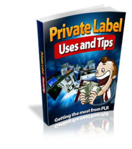 Private Label Uses and Tips | eBooks | Business and Money