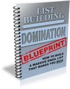 List Building Domination Blueprint | eBooks | Business and Money