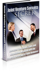 Joint Venture Success Secrets_MRR | eBooks | Business and Money