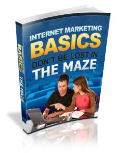 internet marketing basics | eBooks | Business and Money