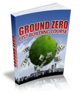 Ground Zero List Building Course | eBooks | Business and Money