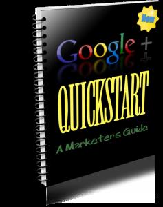Google Plus Quickstart | eBooks | Business and Money