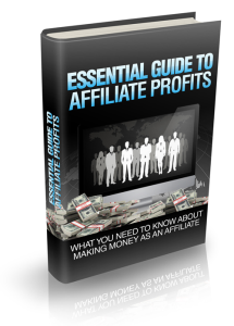 Essential Guide To Affiliate Profits   eBooks   Business and Money