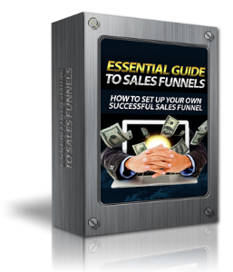 The Essential Guide to Sales Funnels   eBooks   Business and Money
