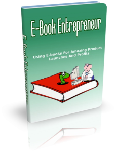 E-book Entrepreneur | eBooks | Business and Money