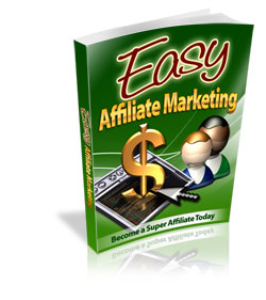Easy Affiliate Marketing | eBooks | Business and Money