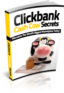Clickbank Cash Cow Secrets | eBooks | Business and Money