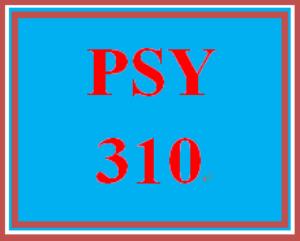 PSY 310 Week 2 Psychological Testing Presentation | eBooks | Education
