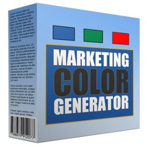 marketing color generator