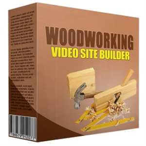 Woodworking Video Site Builder | Software | Audio and Video