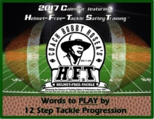 First Additional product image for - 2017 Helmet-Free-Tackle Calendar