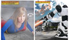 super emma #1: the flying dodge
