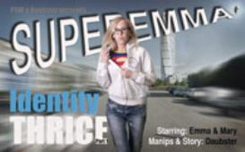 Super Emma #6:  Identity Thrice Pt 1 | Photos and Images | Digital Art