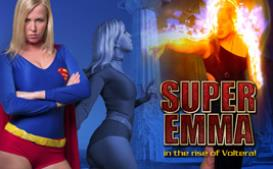 super emma #9: the amulet pt 1