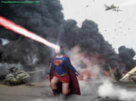 Super Lois Photoshoot: Woman of Steel | Photos and Images | Digital Art