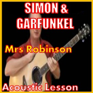 Learn to play Mrs Robinson by Simon And Garfunkel | Movies and Videos | Educational