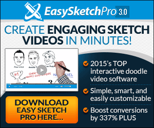 video sketch software
