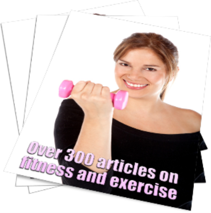 Third Additional product image for - Health and fitness, eBook collection w/PLR