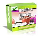 Health and fitness, eBook collection w/PLR | eBooks | Health