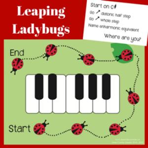 leaping ladybugs