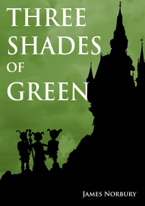 Three Shades of Green | eBooks | Fiction
